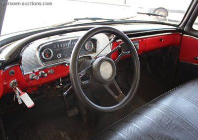 World of Wheels 1966 Ford F100 te koop stuur 2