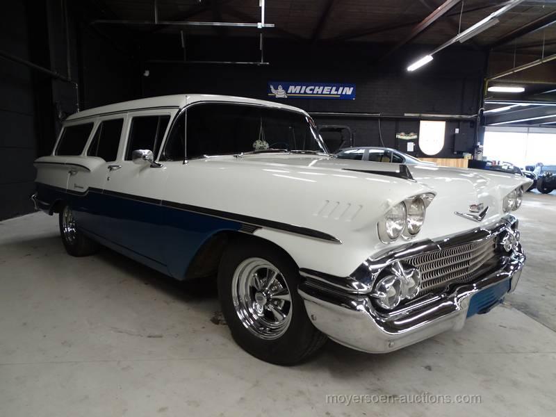 Chevrolet Yeoman 1958