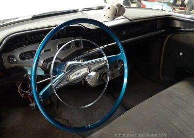 worldofwheels oldtimer chevrolet yeoman 1958 stuur