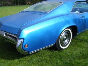 worldofwheels oldtimer classic car buick riviera bouwjaar 1968