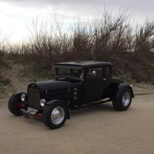 worldofwheels oldtimer ford model a 1928 hotrod links voor
