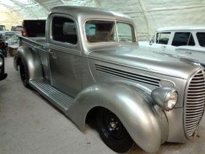 worldofwheels oldtimer ford pick up 1939 rechts voor