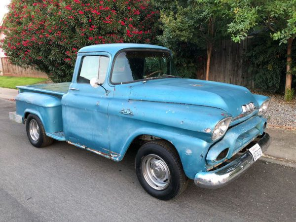 worldofwheels oldtimer gmc pick up 1959 links voor