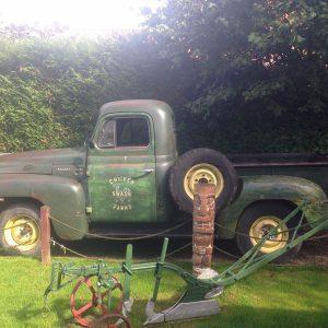 worldofwheels oldtimer international pick up 1952 links